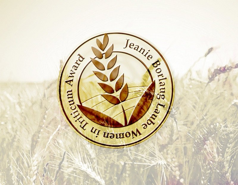Jeanie Borlaug Laube Women in Triticum (WIT) Early Career Award 2021