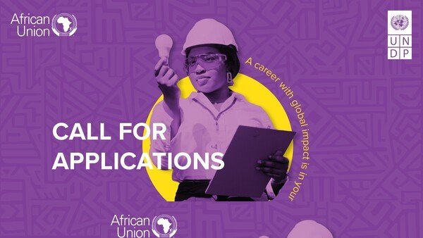 AUC-UNDP African Young Women Leaders Fellowship Programme 2021/2022 at UNDP Headquarters in New York or in a regional or country office (Fully Funded)