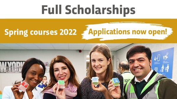 Nuffic Scholarships Spring 2021/2022 for Short Training Courses at the Hague Academy in the Netherlands (Fully Funded)