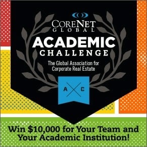 CoreNet Global Academic Challenge 2021/2022 for Students around the World (USD 5,000 Prize).