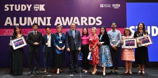 British Council Study UK Alumni Awards 2021