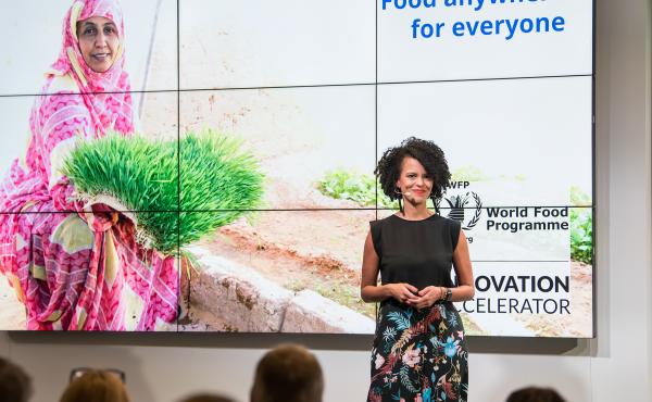 United Nations World Food Program (WFP) Innovation Accelerator 2021 (Up to $100,000)