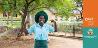 Ban Ki-Moon Centre Young Women Leadership on Climate Adaptation Program 2021/2022