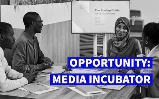 Code for Africa (CfA) Incubation Programme 2021 for early-stage media startups