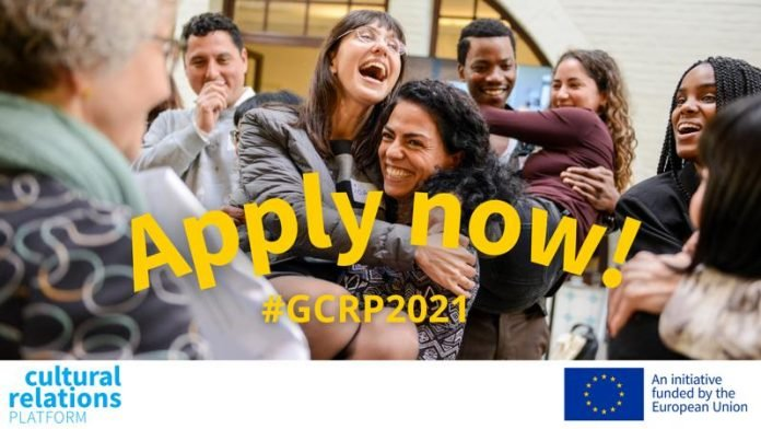 The European Union (EU) Global Cultural Relations Programme 2021 for cultural changemakers and innovators.