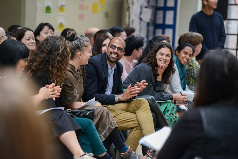 Global Cultural Relations Program 2021 for Changemakers and Innovators