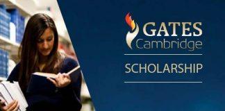 Gates Cambridge Scholarship Program 2022/2023 to study in the United Kingdom (Fully-funded)