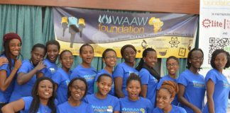WAAW Foundation Scholarship 2021/2022 for African Female Students in STEM