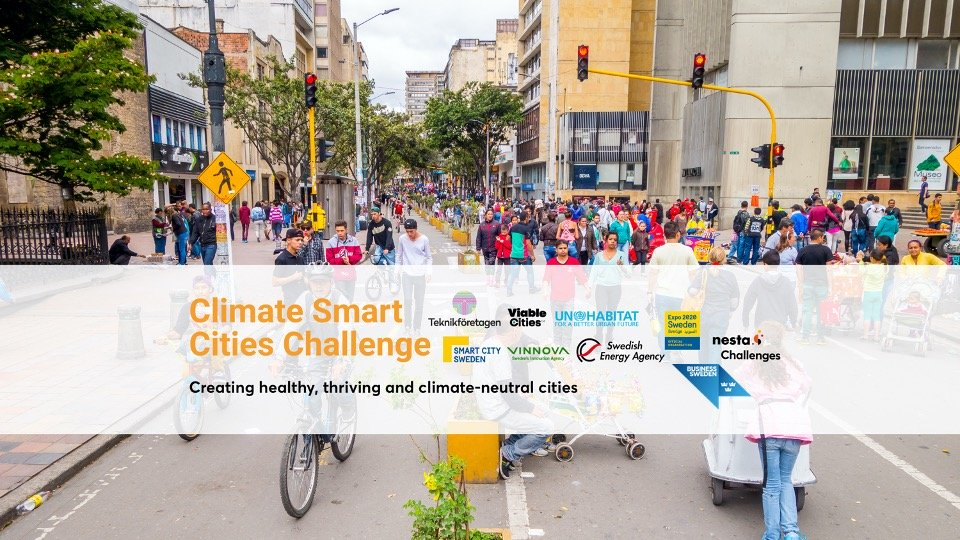 Call for Proposals: UN Habitat Climate Smart Cities Challenge 2021 (up to $92,000)
