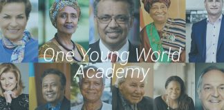 One Young World Academy: Pandemic Preparedness 2021