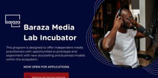 Baraza Media Lab Incubator for non-profit & for-profit organizations in Kenya ($2500 stipend)