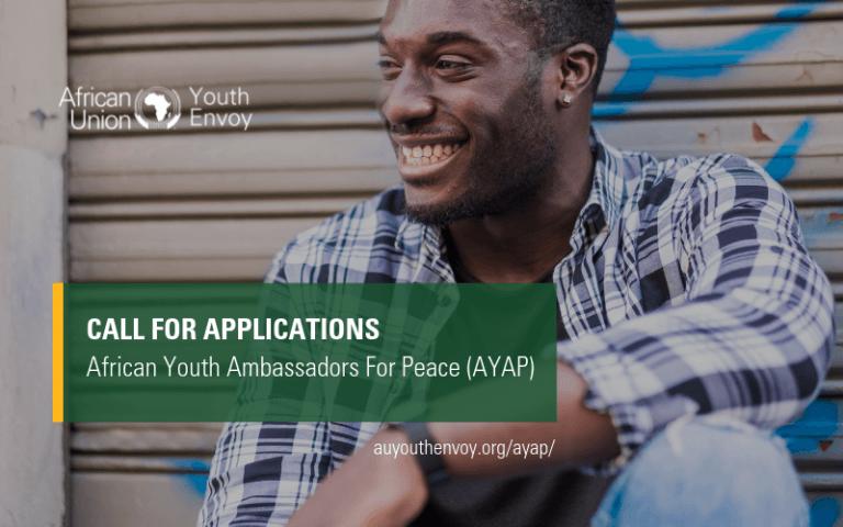 AUC African Youth Ambassadors for Peace (AYAP) Program 2021