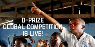D-Prize Challenge 2022 Prize for Social Entrepreneurs to fight Poverty ($USD 20,000)