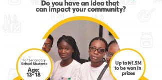 MWFAAN Beyond School Community Challenge for Secondary School Students in Nigeria 2021 (N1.5 million in prizes)