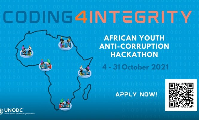 UNODC Coding4Integrity African Youth Anti-Corruption Hackathon 2021 for young Africans (Fully Funded to Sharm El-Sheikh, Egypt)
