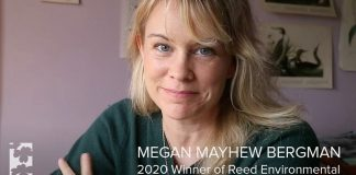 Phillip D. Reed Environmental Writing Award 2022 ($2,500 prize)