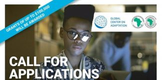 AfDB African Youth Adaptation Solutions (YouthAdapt) Challenge 2021 for young African Entrepreneurs ( $100,000 Business grant & Full Funded to Glasgow, Scotland)