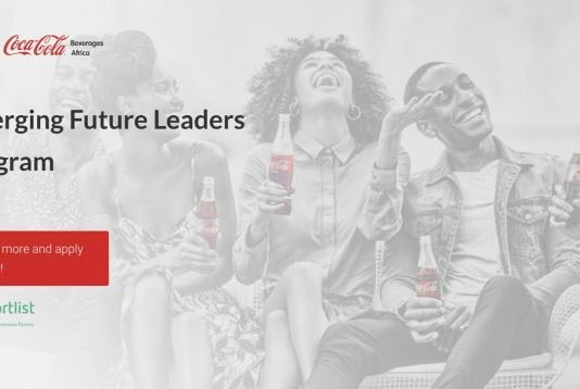Coca-Cola Beverages South Africa Vacation Student Program 2021 for young South Africans.