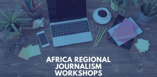 ICFJ Africa Regional Journalism Workshops – Fall 2021