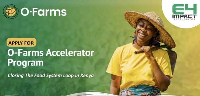 O-Farm's Accelerator Program 2021 for Kenyan agribusiness.
