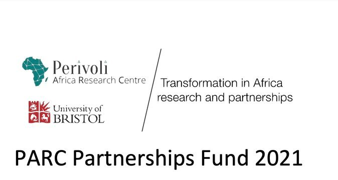 Perivoli Africa Research Centre (PARC) Partnerships Fund 2021 for Africa-based Researchers.