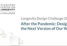 The Stanford Center on Longevity Design Challenge 2021/2022 for University students worldwide ($17,000 in Cash prizes)