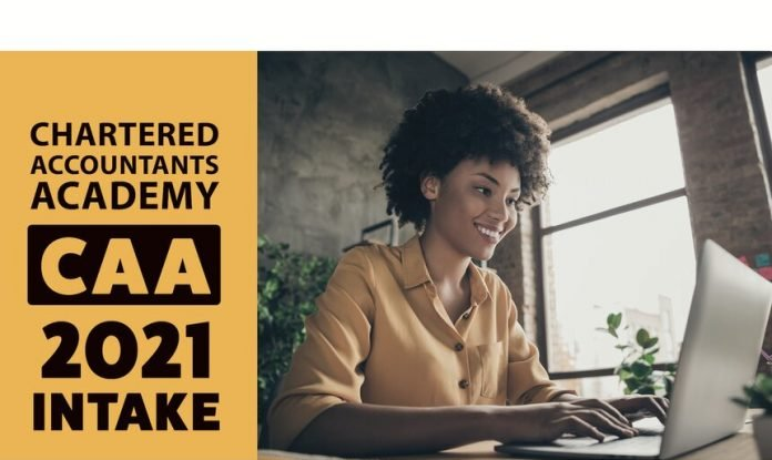 The National Treasury Chartered Accountants Academy Programme 2022 for young South Africans.