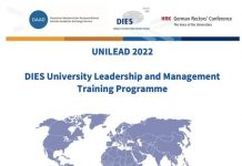 DIES University Leadership and Management Training Programme 2022 for higher education managers (Fully Funded to Oldenburg, Germany)