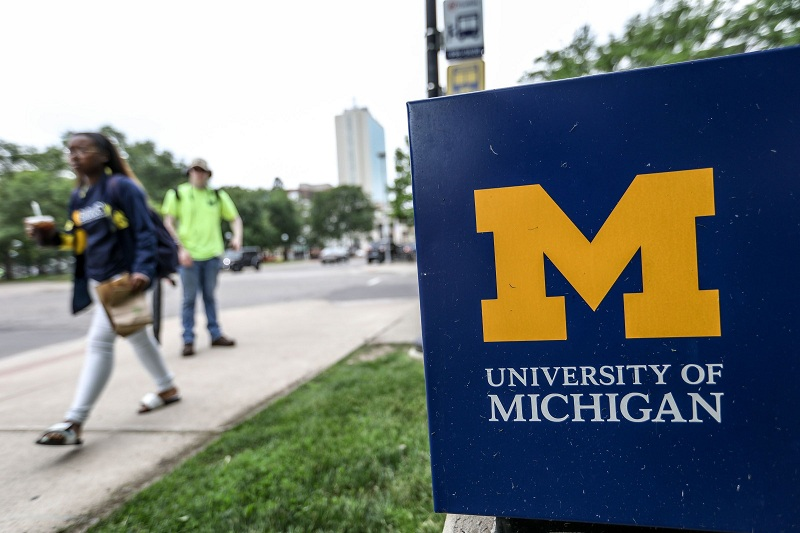 University of Michigan LSA Collegiate Fellowship 2021–2022 (Salary of $60,000)