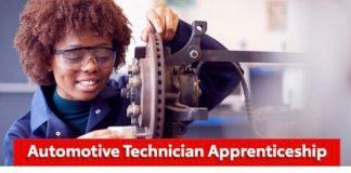 Toyota Kenya Apprentice Technician Program 2021 for young Kenyans.