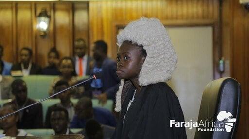 The Faraja Africa Foundation Vijana Legislative Assembly for young Tanzanians