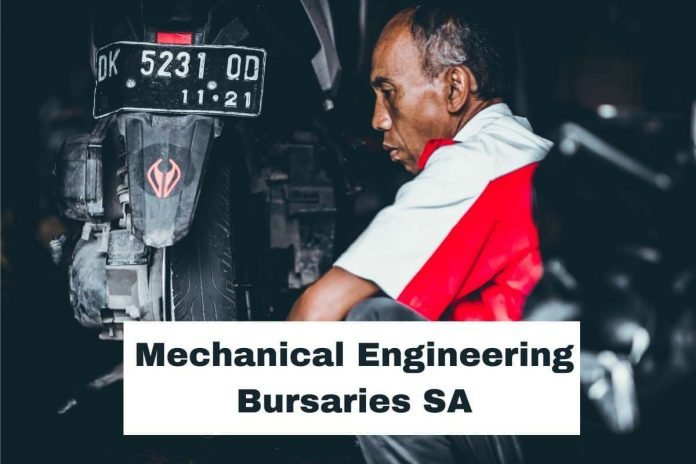 The Golelo Trust Mechanical Engineering Bursary 2022 for Female South African students.