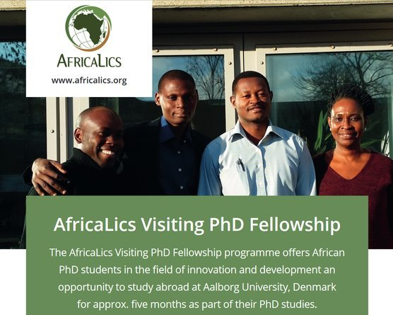 AfricaLics Visiting PhD Fellowships 2022 for young African PhD Students (Fully Funded to Nairobi, Kenya)