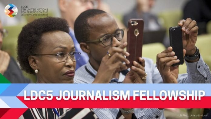 UN Conference on the Least Developed Countries (LDC5) Journalism Fellowship 2022
