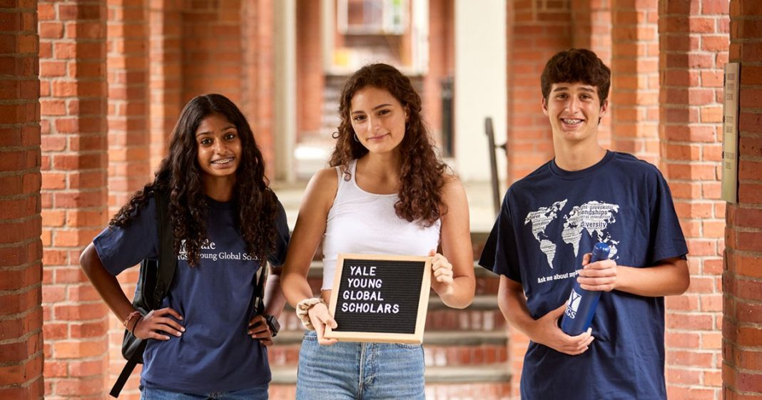 Apply for Yale Young Global Scholars Program 2022 (Scholarships Available)