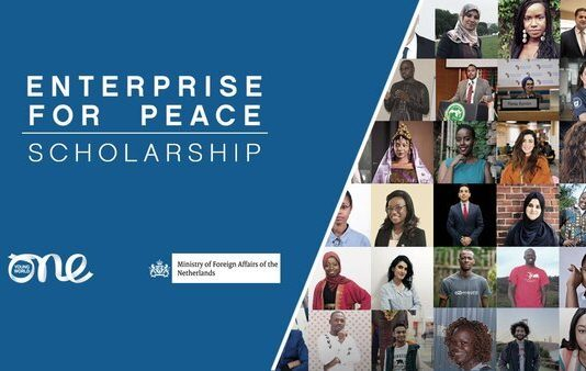 One Young World – Dutch Ministry of Foreign Affairs 'Enterprise for Peace' Scholarship 2022 (Fully Funded to attend the OYW2022 Summit in Tokyo, Japan)