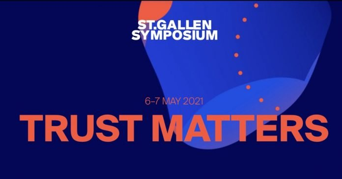 St. Gallen Symposium Leader of Tomorrow Essay Competition 2022 (CHF 20,000 Prize & expenses-paid participation to the 51st St. Gallen Symposium in Switzerland)