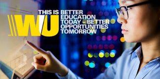 Western Union Scholars Program 2021-2022 (Up to $400,000)