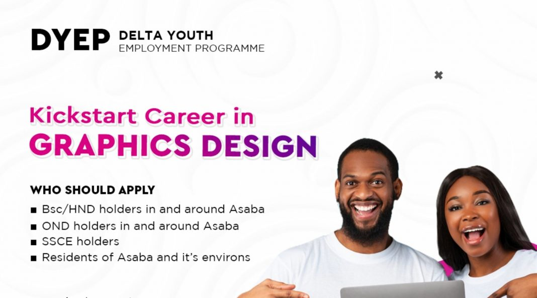 Design School Asaba Program 2021 – Graphic Design and Soft Skills Training for Youth (Fully-funded)