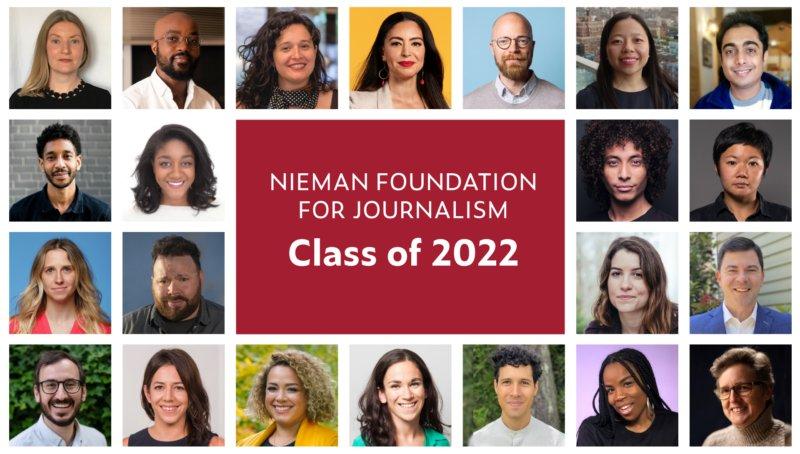 Nieman-Berkman Klein Fellowship in Journalism Innovation 2022-2023 (stipend of $75,000)