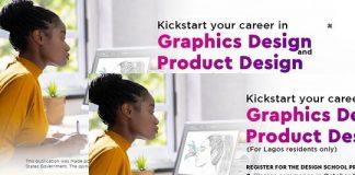 USADF/LSETF Design School Lagos Program 2021 (Fully Funded Graphics & Product Design Training )