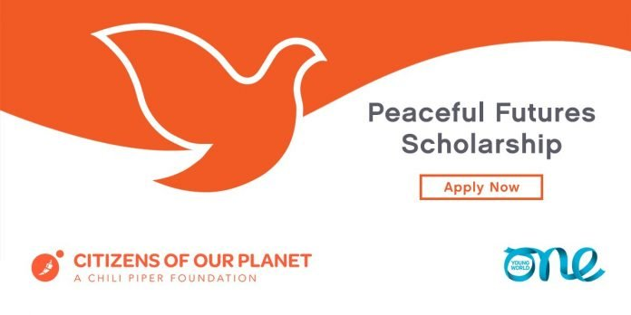 One Young World Peaceful Futures Scholarships (Fully Funded to One Young World Summit 2022 in Tokyo, Japan)