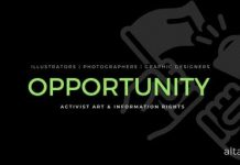 ALT Advisory call for emerging illustrators and photojournalists in Africa- representations of information rights (USD500per commission)