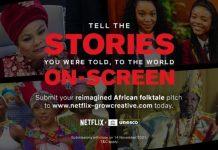Netflix UNESCO Short Film Competition 2022 for emerging Filmmakers across Sub-Saharan Africa