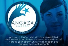 Angaza Awards 2021 for Women in Banking & Finance across Africa