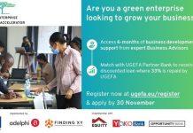 The Ugandan Green Enterprise Finance Accelerator (UGEFA) Program 2021 for Ugandan Green Enterprises.