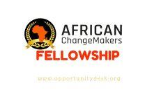 African ChangeMakers Fellowship Program 2022 for Emerging leaders