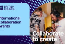 British Council International Collaboration Grants 2021 (up to £75,000)