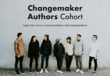 Narrative Initiative Changemaker Authors Cohort 2021 (stipend of $1,000)