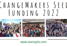 StartupXs ChangeMakers Seed Funding 2022 for Startups and Social Enterprises (Win $1,000 in seed funding)